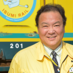 いすみ鉄道 鳥塚社長