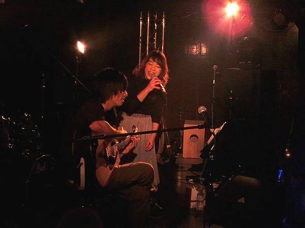 SHIHORI(門田しほり)と奥山雄太