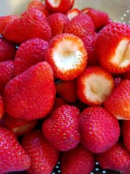 簡単♪イチゴのフルーツポップス