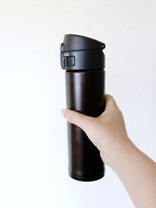 ステンレス水筒の洗浄方法の裏技!?