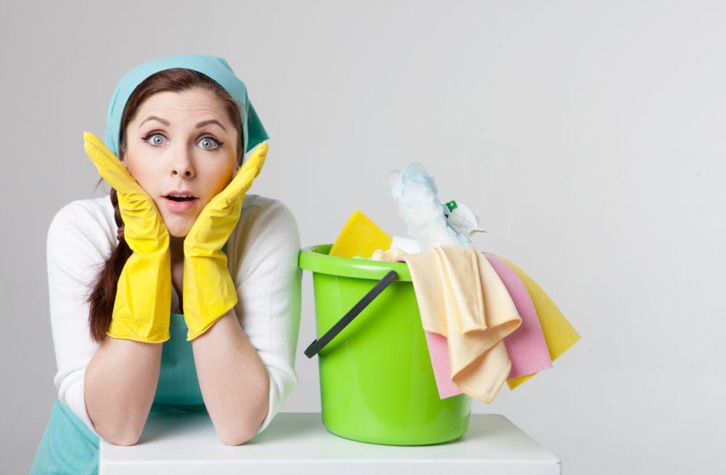洗濯・掃除の時短テクやコツ!