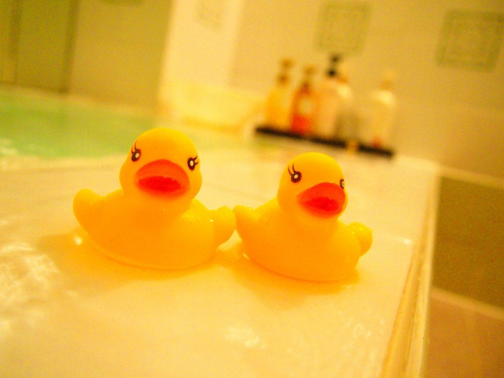 赤ちゃんのお風呂は毎日?お風呂が赤ちゃんにとっていい理由。