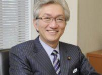 西田昌司議員のビアパーティー
